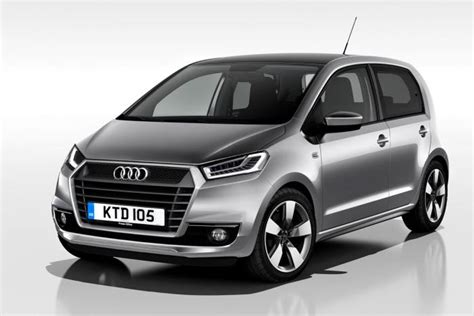 Does Volkswagen Own Audi 2015 Audi Version Of Vw Up Rendering Nordschleife Autoblahg