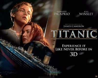 titanic film uscita in italia titanic in 3d