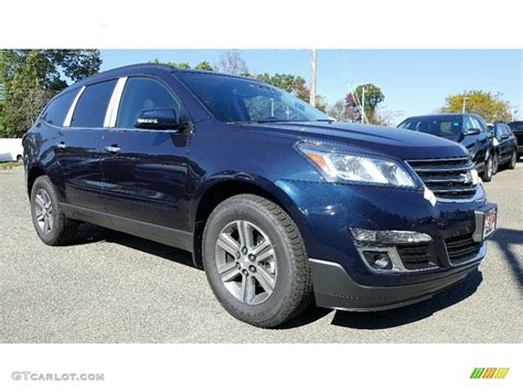 chevrolet traverse blue 2017 blue velvet metallic chevrolet traverse lt awd