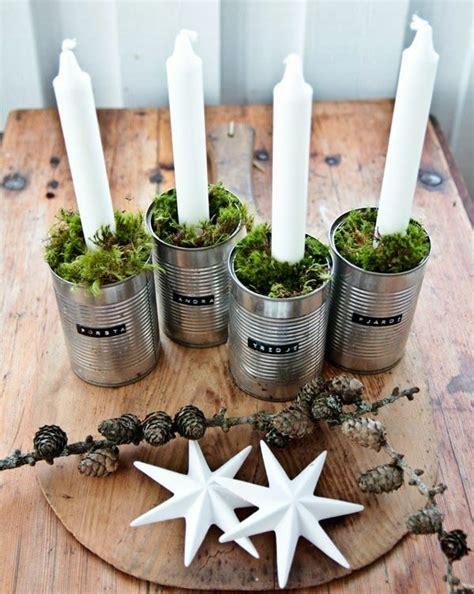 weihnachtsdeko tischdeko 1001 adventskranz ideen und bilder f 252 r ihre weihnachtsdeko