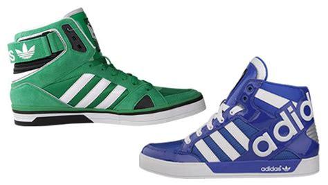 adidas originals get colour high tops