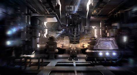 Ship Interior by Sci Fi Spacecraft Interior Pics About Space