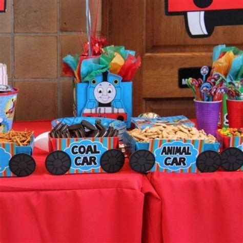 train themed birthday party ideas 17 best images about thomas the train theme birthday party