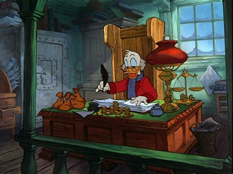 Scrooge Mcduck Carol - the 25 days of days 24 and 25 scrooge 1951