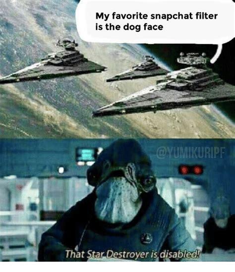 favorite snapchat filter   dog face mikuripf