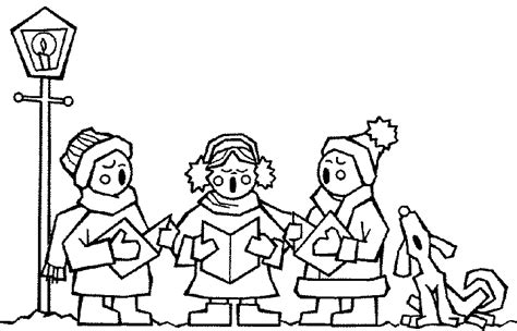 holiday music coloring pages pernilles egen lille juleside