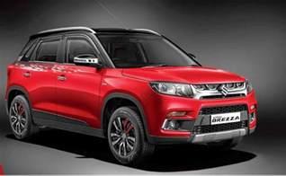 Suzuki Vitara Maruti Suzuki Introduces Icreate Customisation Program