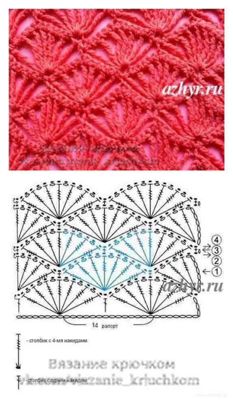 pattern definition spanish 25 unique crochet stitches chart ideas on pinterest