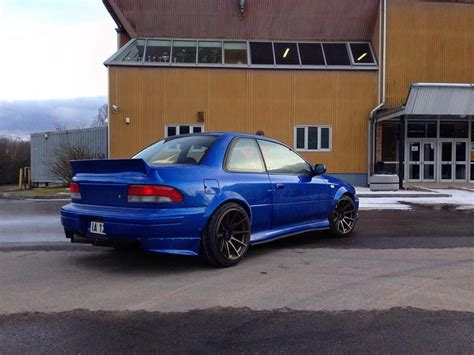 Subaru Impreza 1999 Rocket Bunny