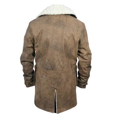 Cowhide Jacket New Bane Coat Distressed Brown Cowhide Leather Jacket