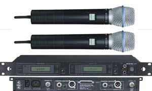 Mic Wireless Shure U 8888 shure u24d beta87c wireless system
