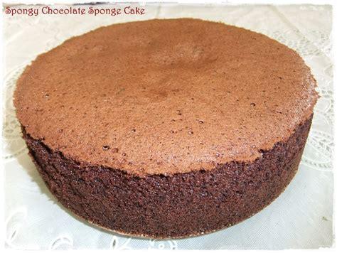 Gluten Free Chiffon Cake 18cm chocolate sponge cake recipe dishmaps