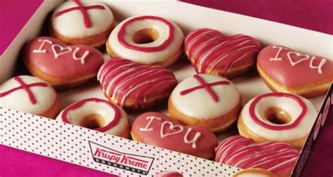 Happy Hearts From Krispy Kreme by Spread The At Work With Krispy Kreme