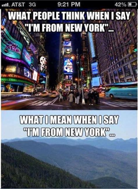 Memes New York - memes that accurately describe upstate ny life