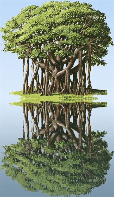 Trees Symbolism tree worship and tree of wise ancestors spirits banal