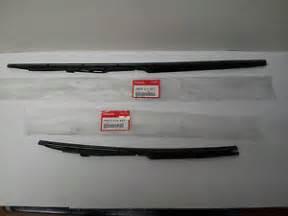 Acura Rl Wiper Blades Acura Oem Factory Wiper Blade Set 2005 2012 Rl Ebay