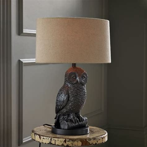 West Elm Owl L by Owl Table L Gunmetal West Elm
