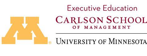 Of Minnesota Carlson School Of Management Mba by Sponsorship Acg Minnesota