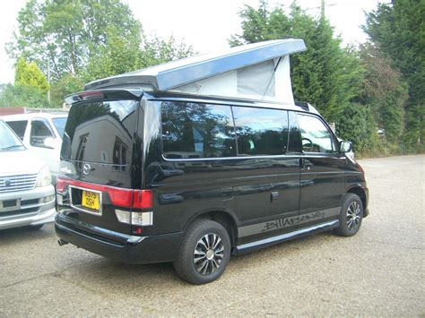 mazda vans new 2001 mazda bongo aero cer motorhome 4 berth new