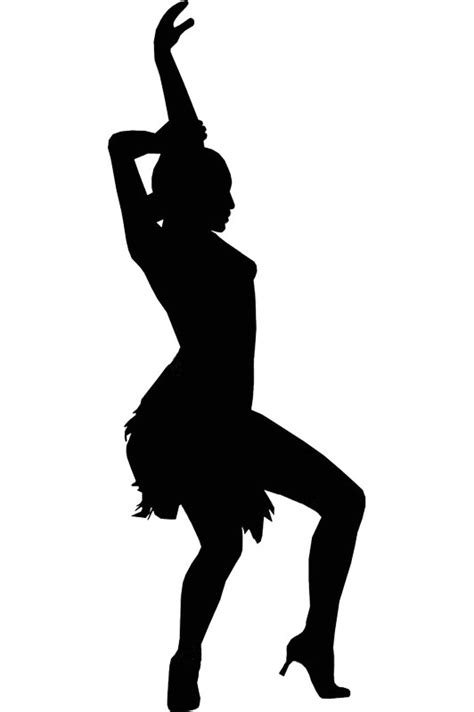 High Kick 5 dancer clipart high kick pencil and in color dancer