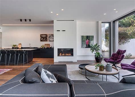 contemporary interior design style ortal heat