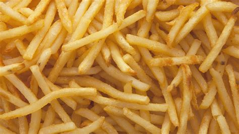 Fried Fries fry ranking list goes viral on social media today