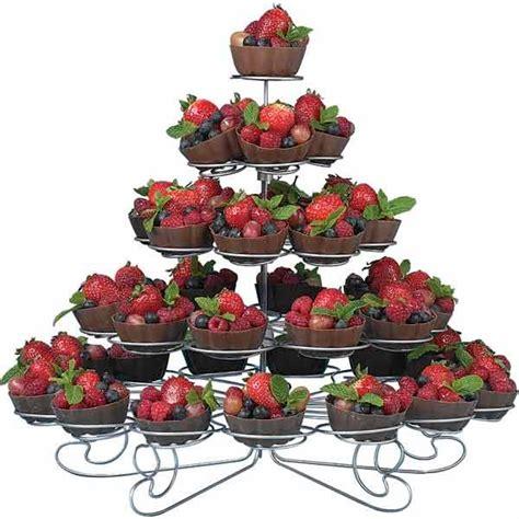 bicchieri di cioccolato bicchieri di cioccolato alla frutta di stagione torte al