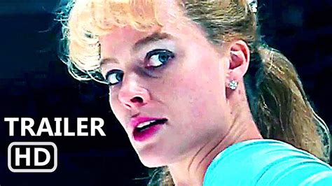margot robbie new movie i tonya official trailer 2018 margot robbie sebastian