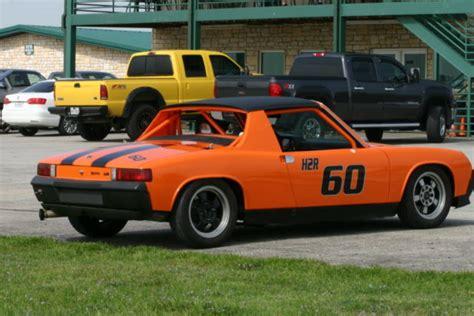 porsche 914 race cars 1974 porsche 914 2 1 liter race car porsche 914