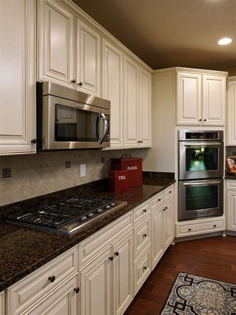 5 stereotypes about what color white kitchen cabinets ideas 25 great ideas about brown granite on pinterest