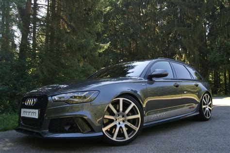 Audi S6 Horsepower by New Audi Rs6 By Mtm With 720 Horsepower