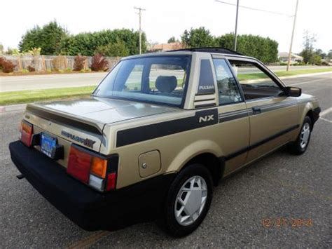 nissan pulsar 1983 nissan pulsar touchup paint codes image galleries