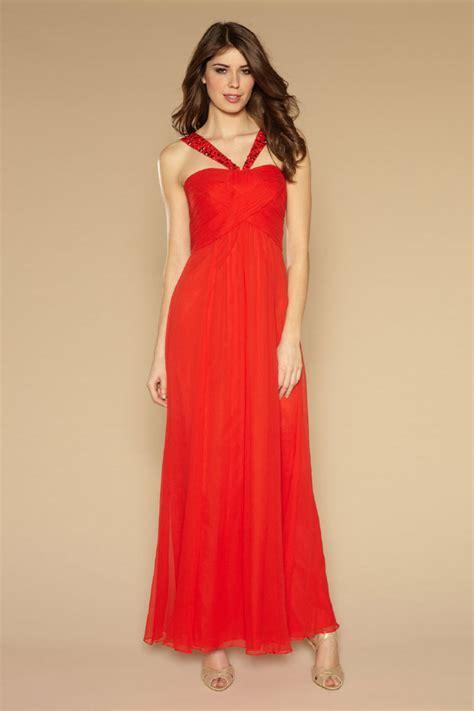 Monsoons Mitzi Silk Embellished Dress by Monsoon Janeiro Gem Beaded Embellished Silk Prom
