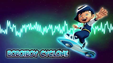 boboiboy the official teaser boboiboy ost cyclone theme