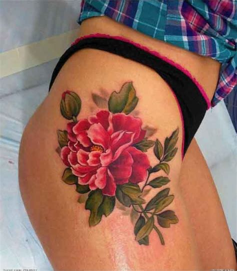 tattoo flower thigh flower thigh tattoos designs ideas and meaning tattoos