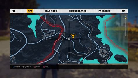 just cause 3 map size just cause 3 world map size revealed compared with