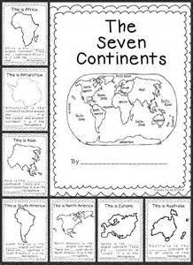 printable 7 continents coloring pages