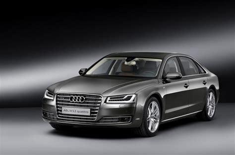 Audi A8 W12 Exclusive kolejne informacje Audi A8 W12 Exclusive / Fot. Audi Galeria Motofakty