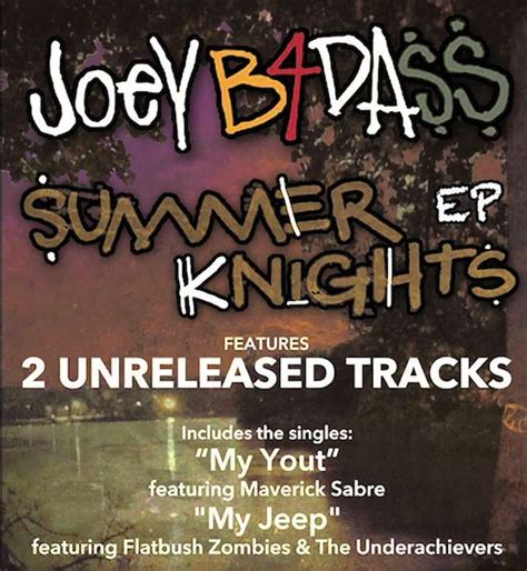 Joey Badass Jeep Joey Bada My Jeep Feat Flatbush Zombies The