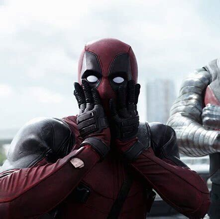 Dead Pool Meme - deadpool surprised blank meme template imgflip