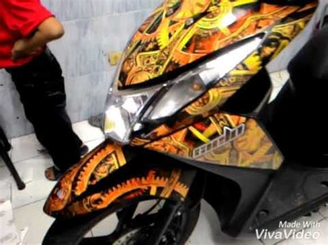 Yamaha Vega Sticker Design by Decals By Cyrus Grafix 3m Reflective For Beat Fi Youtube