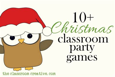 christmas games for the classroom classroom