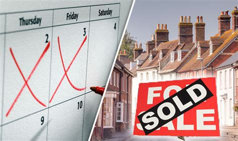 best time to put house on market revealed the best day of the week to put your property on the market property
