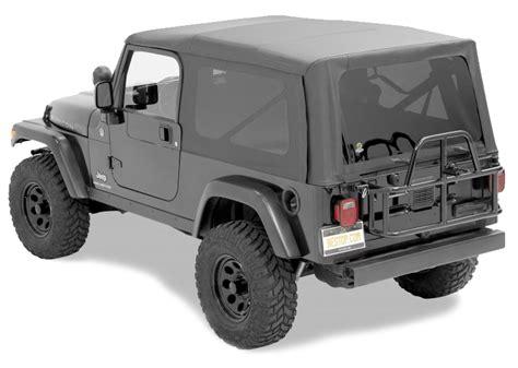 Jeep Tj Top Jeep Wrangler Soft Top Advisor Quadratec