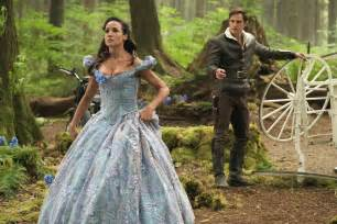 cinderella film running time once upon a time star dania ramirez on new cinderella