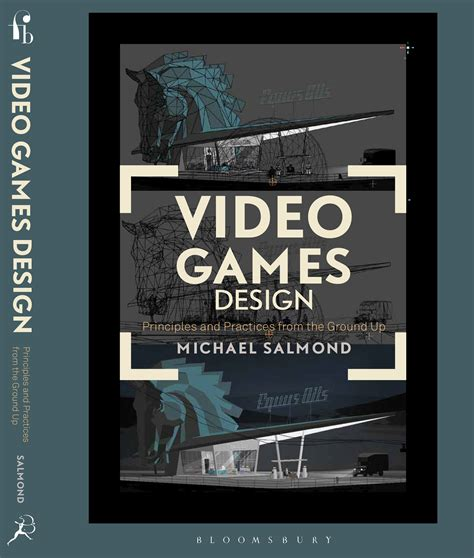 design video game cover mike salmond portfolio draft cover for my new book