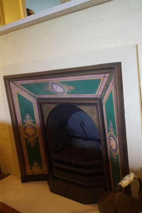Minton Fireplace Tiles minton fireplace tile panels has anyone seen this type