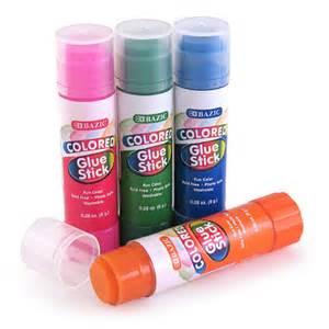 colored glue colored glue sticks u s school supply