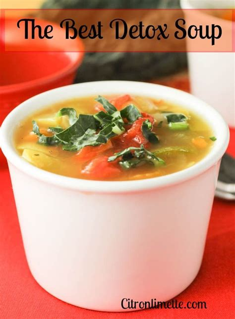 Detox Paleo Soup by 1000 Ideas About Best Kale Recipe On Kale