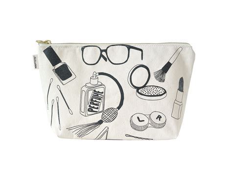 Makeup Pouch maptote makeup pouch